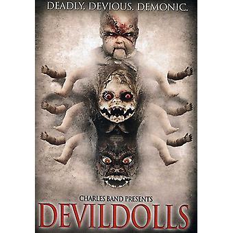 Devildolls [DVD] los E.e.u.u. la importación