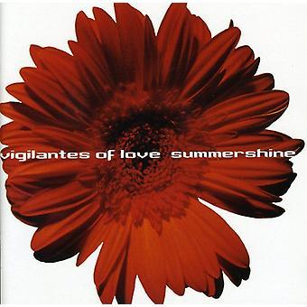 Vigilantes kærlighedens - Summershine [CD] USA importerer
