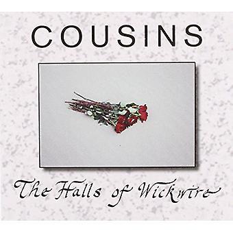 Fætre - haller af Wickwire [CD] USA import