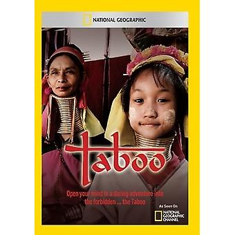 Tabu: Season 7 [DVD] USA import