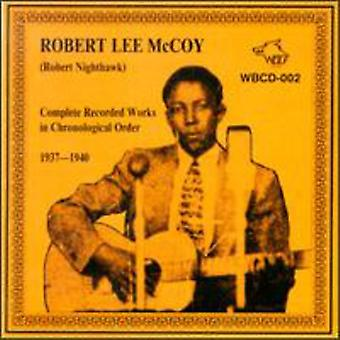 Robert Lee McCoy - McCoy, Robert Lee: Indspillede værker [CD] USA importerer