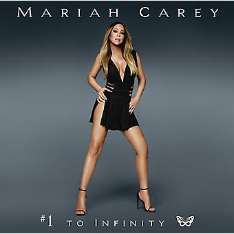 Mariah Carey - #1 till Infinity [CD] USA import