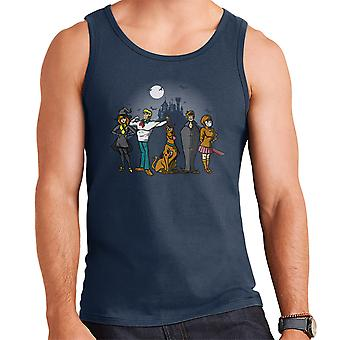 The Mystery Bunch Scoobie Doo Men's Vest