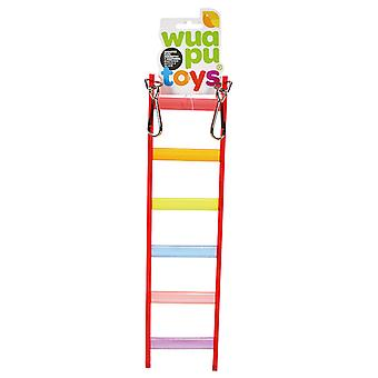 Wuapu Escalera Metacrilato SY1191 (Birds , Bird Cage Accessories , Perches & Posts)