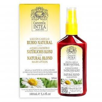 Intea Natural Blonde Chamomile Lotion (Beauty , Hair care , Dyes)