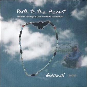 Golana - vejen til hjertet [CD] USA importen