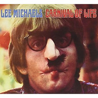 Lee Michaels - Carnival of Life [CD] USA import