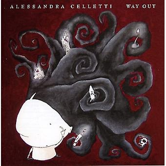 Alessandra Celletti - Way Out [CD] USA import