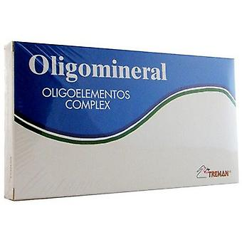 Treman Oligomineral Complex 20 Vials (Vitamins & supplements , Minerals)
