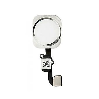 iPhone 6 & 6 Plus home button with flex cable-white