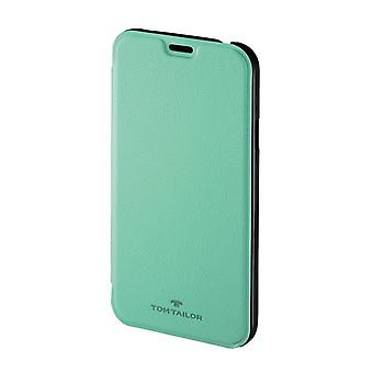 Tom Tailor Booklet New Basic Voor Samsung Galaxy S5 (Neo) Peppermint