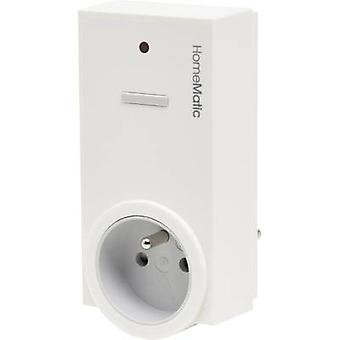 HomeMatic Wireless socket HM-ES-PMSw1-PI-DN-R2 141131A0