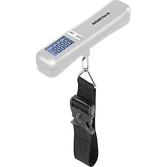 Luggage scales Basetech Weight range 40 kg Readability 10 g