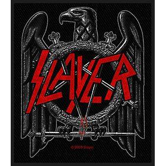 Slayer Patch black eagle band logo new black Official woven
