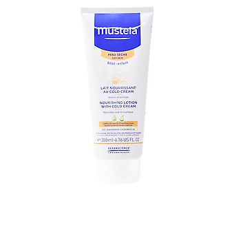 Mustela Bb nutriente con crema fredda Ps 200ml Unisex sigillato in scatola