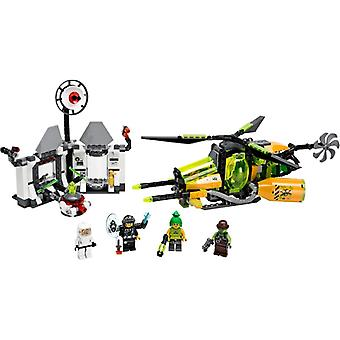 LEGO Toxikita's toxic fight 70163