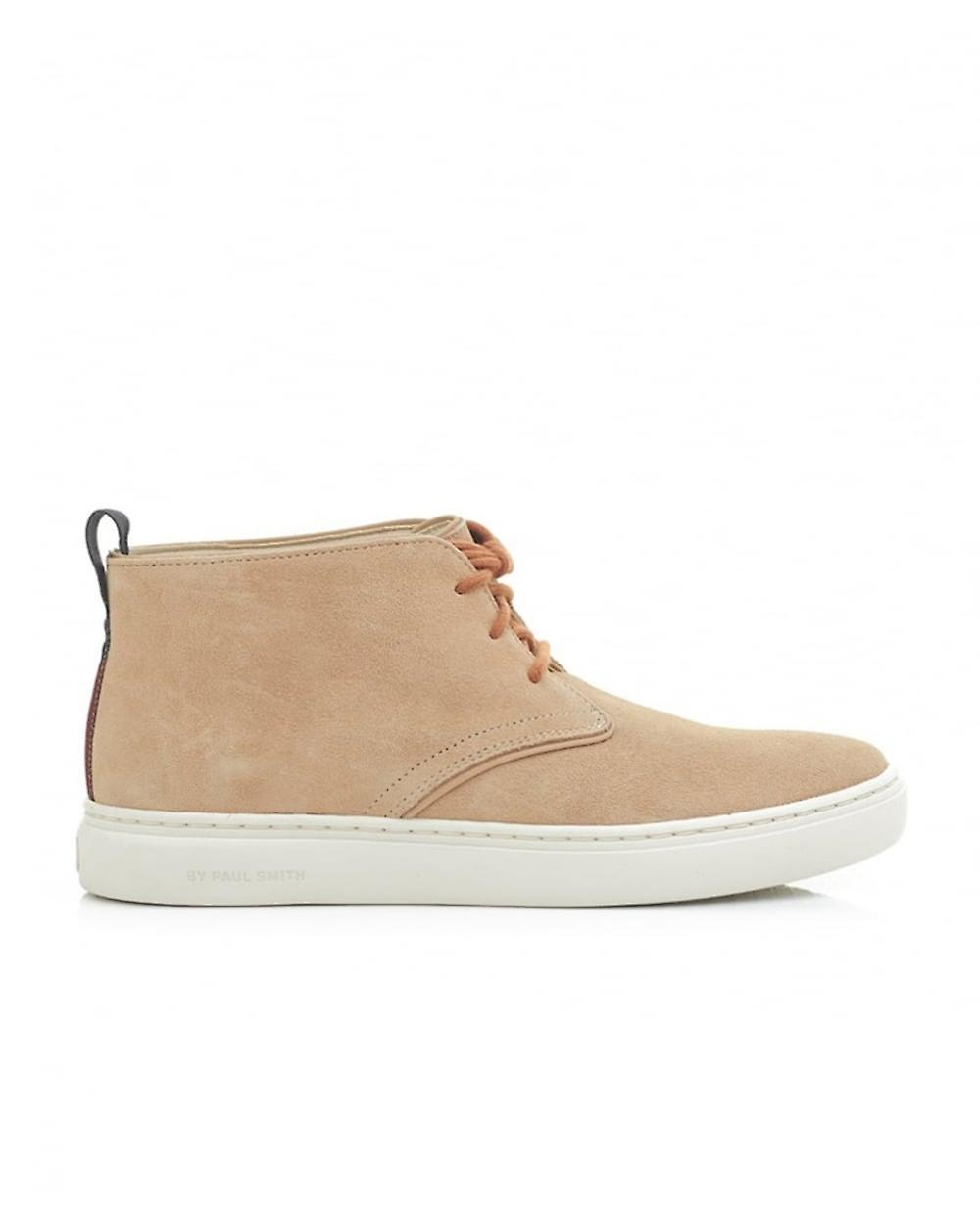 Paul Smith Fong Suede Cupsole Chukka Boots