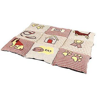 Trixie Dogs Patchwork Blanket Red (Dogs , Bedding , Blankets and Mats)