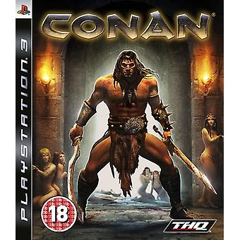 Conan (PS3) - Factory Sealed