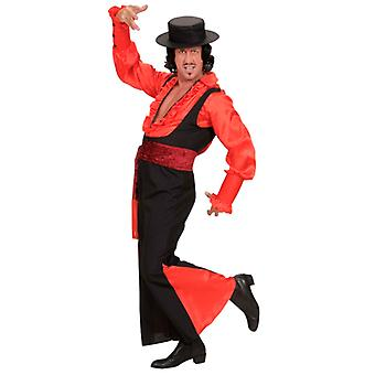 Spaniard Man Costume