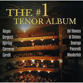 No. 1 Tenor Album - The #1 Tenor Album [CD] USA import