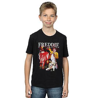 Queen Boys Freddie Mercury Homage T-Shirt