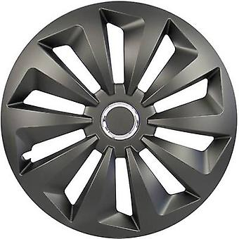 cartrend Fox Wheel trims R16 Black (matt) 4 pc(s)