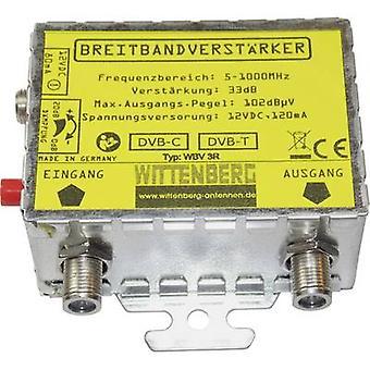 DVB-T amplifier Wittenberg Antennen WBV-3R