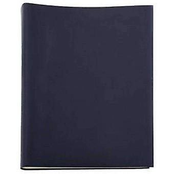Coles Pen Company Sorrento Extra Large Leather Photo Album - Navy