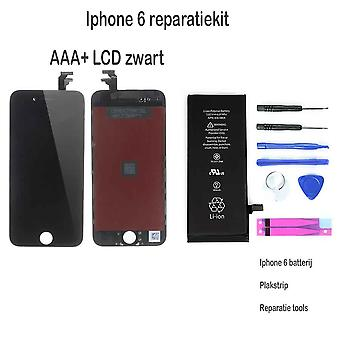 IPhone 6 LCD repair and upgrade kit for the Beginner-black