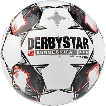 10 x DERBYSTAR Jugendball - BUNDESLIGA REPLICA S-LIGHT inkl. Ballsack