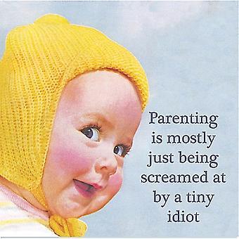 Родителей является в основном просто кричал на.. Один забавный напитки Coaster