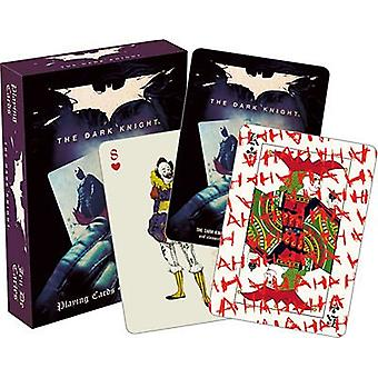 Batman The Dark Knight Set Of 52 Playing Cards (+ Jokers)