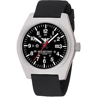 Reloj acero interceptor de KHS KHS. CEIN. SB