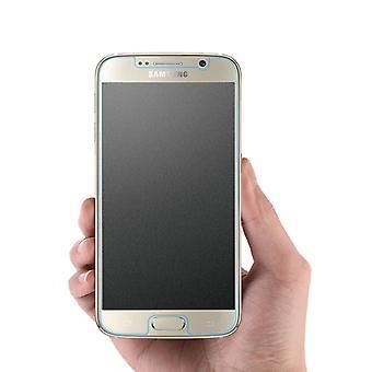 Verre blindé pour Samsung Galaxy S6 protection en temps réel feuille mobile Matt