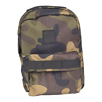 Urban Classics - MINI Backpack Rucksack wood camo