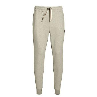 FILA VINTAGE Visconti Tipped Cuff Track Pants | Heather Grey