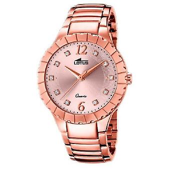 LOTUS - ladies wristwatch - 18412/2 - trendy - trend