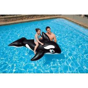 Intex orka 191 views 119 cm ride-on