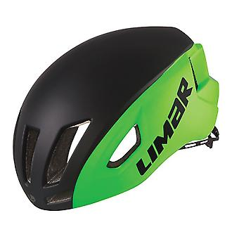 Limar air speed bike helmet / / matt black/green