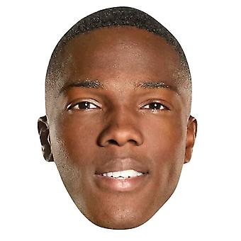 Ryan Sinclair from 13th Doctor Who Official Single 2D Card Party Face Mask