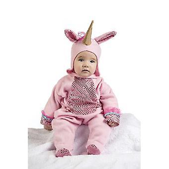 Einhorn Babykostüm Märchen Fantasiewesen Baby Kostüm
