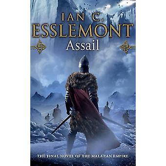 Angripe - en roman av det Malazan imperiet av Ian Cameron Esslemont - 9780
