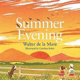 Summer Evening (Main) by Walter de la Mare - 9780571314676 Book
