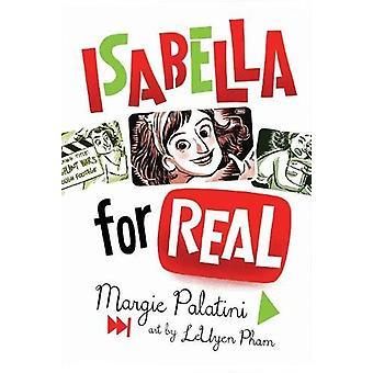 Isabella för riktiga av Margie Palatini - 9781328900142 bok