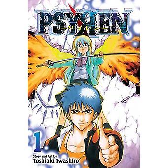 Psyren - 1 von Toshiaki Iwashiro - Toshiaki Iwashiro - 9781421536767 Bo