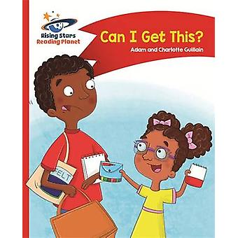 Reading Planet - Can I Get This? - Red A - Comet Street Kids by Adam G
