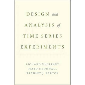Design and Analysis of Time Series Experiments by Richard McCleary -