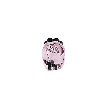 Lovemystyle Dusky roze Silk Rose gesp haar dia