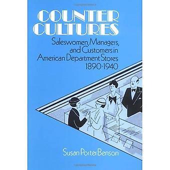 Counter Culture: Saleswomen, gestori e clienti in grandi magazzini americani, 1890-1940